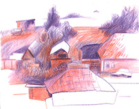 Summer Sketching