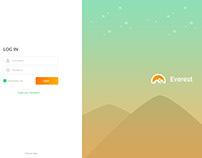 Everest UI/UX