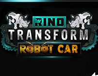 Rino Transform Robot Car
