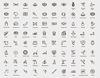 80 icons for apps