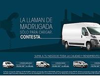 Citroën: Gama Utilitarios
