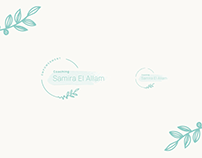 Logo Creation / Coach Samira El Allam - Germany