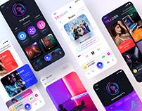 Tard3r App UI Design