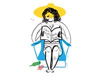 Odpoczytajcie w lecie!/Readlax in the summer!