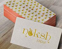 Naksh : Branding