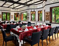 Hospitality Photography - Swiss Club Singapore