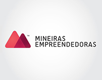 Identidade Visual Mineiras Empreendedoras
