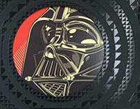 Darth Vader Envelope