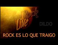Rock es lo que traigo - Concierto - Edición.