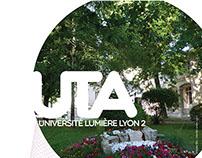 Communication visuelle UTA
