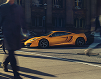 McLaren MP4-12C Photography