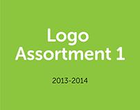 Logo Assortment 1 - 2013-2014