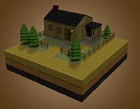 Public House (3D Model)
