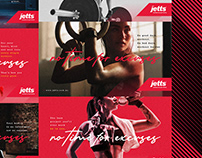 Social Media Fitness - Jetts Suggestion