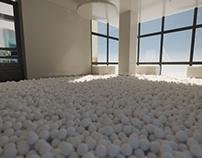 THE BALLS ROOM