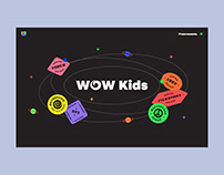 WOW Kids   Website