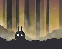 Animation for Vivid installation - Monster World
