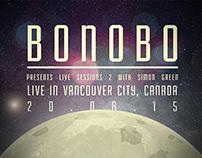 Bonobo Music Poster
