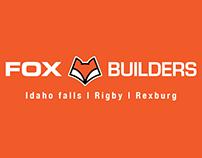 Fox Builders Branding