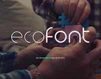 eco Font Design - (Free)