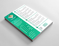 CV/Resume Template Design Tutorial with Photoshop