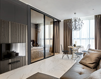 APARTMENT FOR MISS MOSCOW