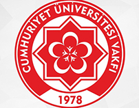 CÜ Vakfı Logo Tasarımı