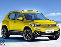 Volkswagen Gol Crossover