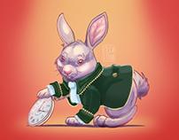 Bunny from Alice in Wonderland