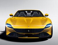 2020 Ferrari Roma Spider
