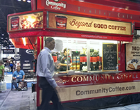 Community Coffee: Brand Activation