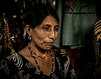 Tejidos Wayúu.