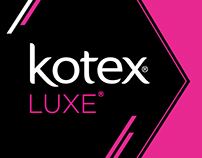 Let's Move On – Kotex Luxe Campaign