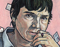 Adrienne Rich for The New Republic