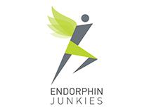 Logo design - Endorphin Junkies