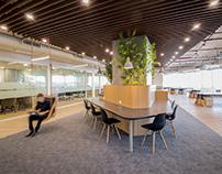 Nomura Head Office_Interiors
