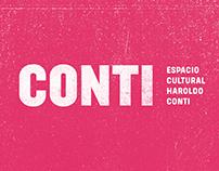 Identidad | Espacio Cultural Haroldo Conti