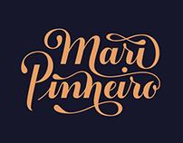 Mari Pinheiro - Logotype