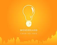 Wonderland_Portfolio of Chun Hui Nan