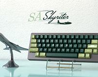 SA Skyriter Keycap Set
