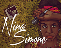 NINA SIMONE: Art Exhibit in New York
