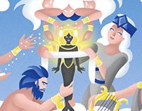 TV5MONDE - Greek mythology - Pandora
