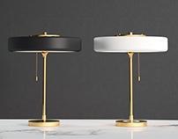 Free 3d model / Revolve Table Lamp by Bert Frank