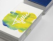 Branding_ Tyllie créations