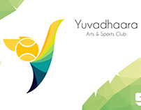 Yuvadhaara Arts & Sports Club Logo