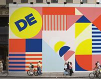 BuzzFeed Berlin Mural
