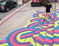 GATINEAU POUR LA VIE (mural)