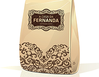 "Identidade - ""A Casa da Fernanda"""
