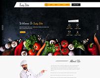 Tastybite Food Restaurant HTML Template