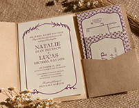 Natalie and Lucas Wedding